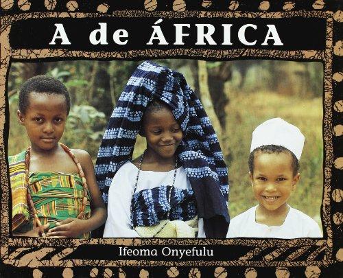 9788489970670: A de Africa