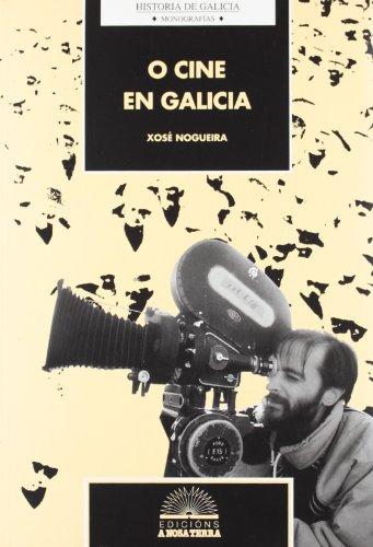 9788489976054: O cine en Galicia (Historia de Galicia)