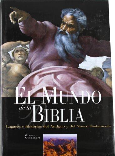 9788489978065: El Mundo de La Biblia (Spanish Edition)