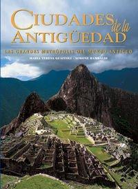 9788489978423: Ciudades de la antigüedad (MUNDO ANTIGUO)