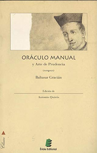 9788489995178: Oraculo manual y arte de prudencia