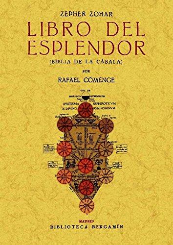Zepher Zohar: Libro del esplendor (Biblia de la Cabala). Edicion Facsimilar (Spanish Edition): ...