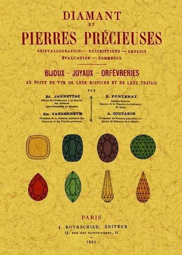 9788490010716: Diamant et Pierres Precieuses