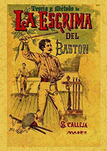 Imagen de archivo de TEORIA Y METODO DE LA ESGRIMA DEL BASTON a la venta por LM Libros