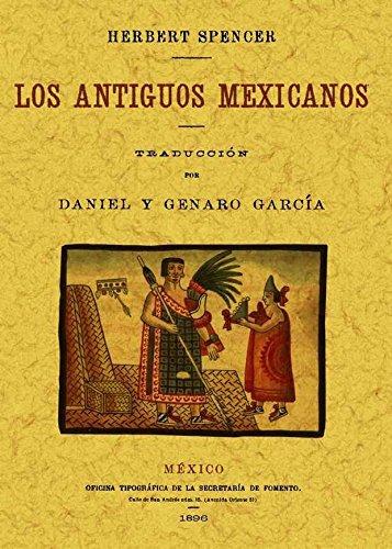 9788490011973: Los antiguos mexicanos