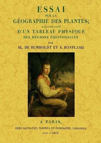 9788490012697: Essai Sur la Geographie des Plantes