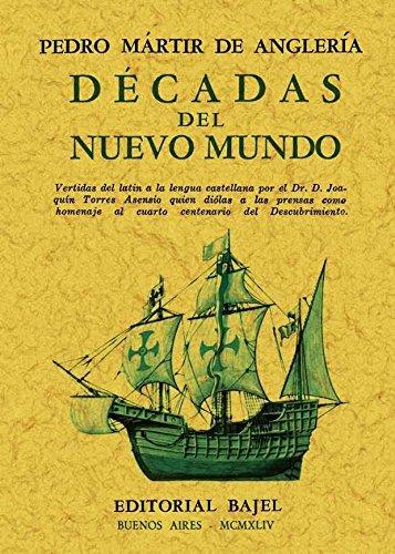 9788490013014: Decadas del nuevo mundo.. Edicion Facsimilar (Spanish Edition)