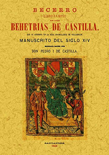 9788490013878: Becerro: libro famoso de las Behetrias de Castilla