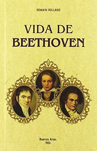 9788490015940: VIDA DE BEETHOVEN