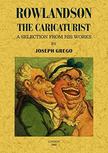 Rowlandson the Caricaturist: Grego, Joseph