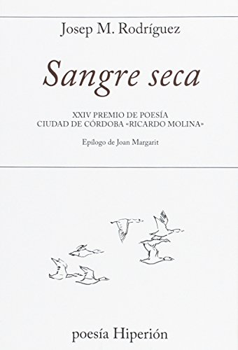 SANGRE SECA - JOSEP M. RODRIGUEZ