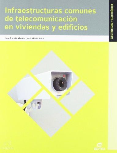 INFRAESTRUCTURAS COMUNES TELECOMUNICACIO: AA.VV