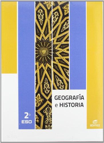 9788490032633: GEOGRAFIA HISTORIA 2?ESO 2012