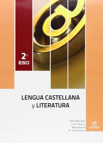 9788490032671: Lengua Castellana y Literatura 2º ESO (Secundaria) - 9788490032671