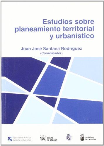 9788490040799: Estudios sobre planeamiento territorial y urbanAstico