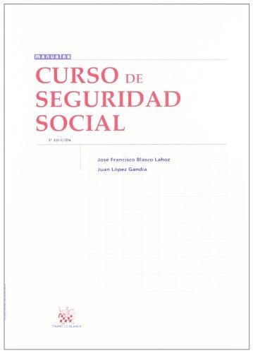 9788490042762: Curso de Seguridad Social