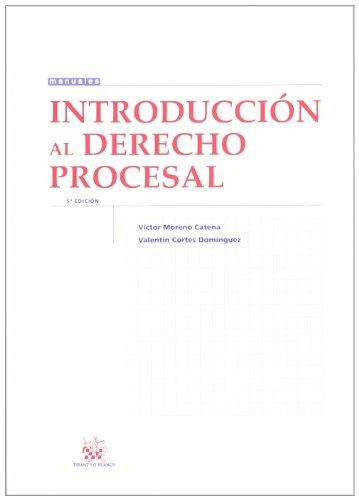 9788490043301: Introducción al Derecho procesal