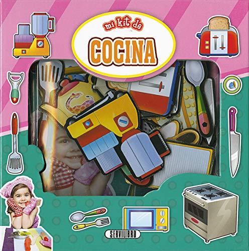 9788490052983: Cocina (Mi primer kit)