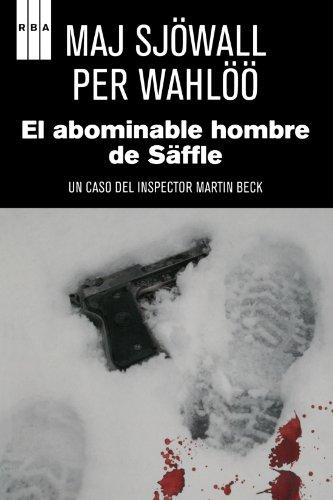 9788490060094: El abominable hombre de saffle (SERIE NEGRA BIBAUT)