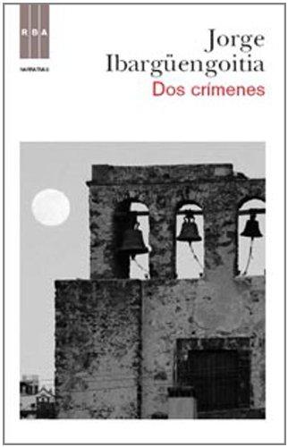 9788490060377: Dos crimenes
