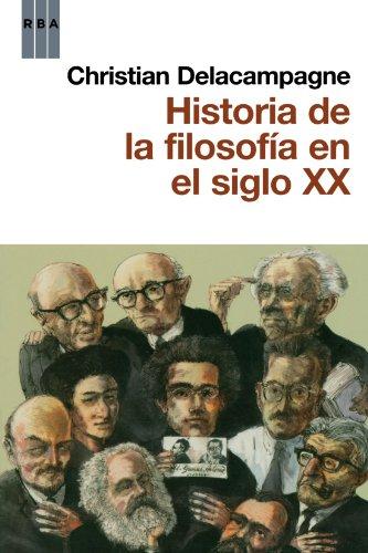 9788490060407: Historia de la filosofia en el siglo xx (ENSAYO Y BIOGRAFÍA)