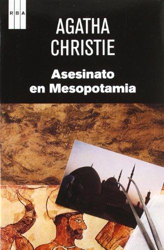 9788490061756: 168.ASESINATO EN MESOPOTAMIA.(SERIE NEGRA)