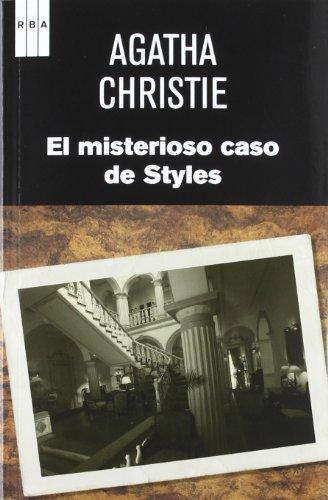 9788490062029: El misterioso caso styles