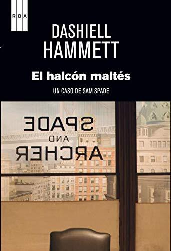 9788490062579: El halcón maltés (NOVELA POLICÍACA)