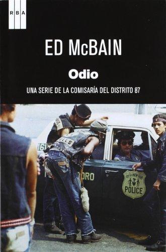Odio (9788490062586) by ED MCBAIN