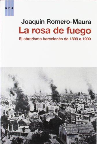 9788490063231: La rosa de fuego (HISTORIA)