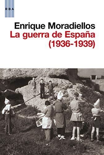 9788490063286: La guerra de España (1936-1939)