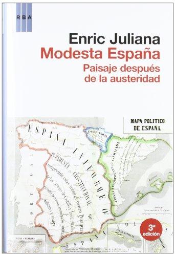 9788490063316: Modesta españa