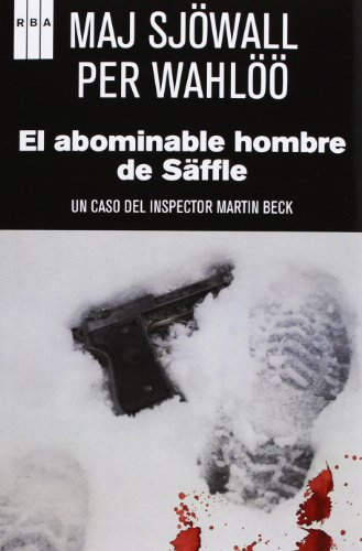 9788490065457: El abominable hombre de saffle (SERIE NEGRA BIBAUT)