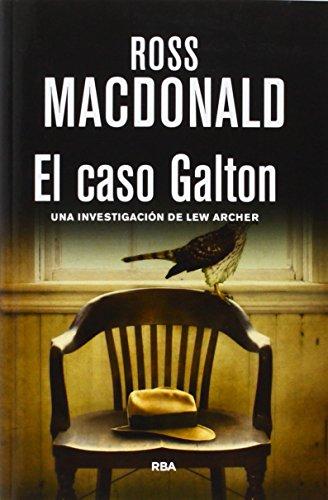 9788490066232: CASO GALTON, EL Rba