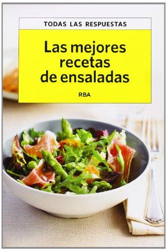 9788490066607: Las mejores recetas de ensaladas