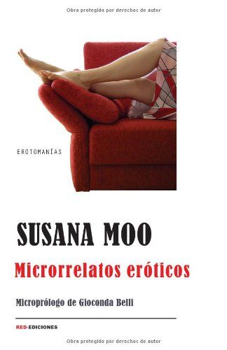 9788490070703: Microrrelatos eroticos (Erotomanias) (Spanish Edition)
