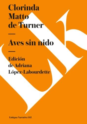9788490077580: Aves sin nido (Spanish Edition)