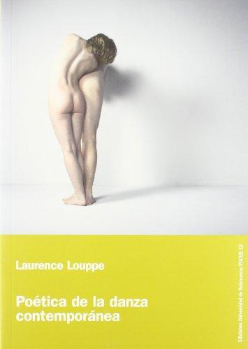 9788490120392: Poética de la danza contemporánea
