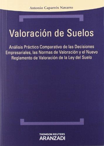 9788490140376: Valoración De Suelos (Técnica)