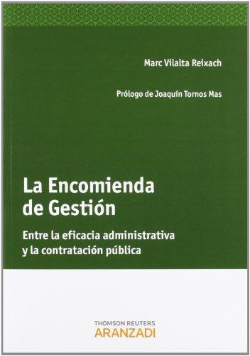 9788490140758: LA ENCOMIENDA DE GESTION
