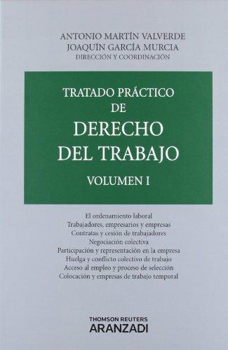 9788490142745: TRABAJO PRACTICO DE DERECHO DEL TRABAJO