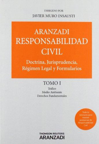 9788490143360: Aranzadi responsabilidad civil (5 vols.) (Especial Gran Coleccion)