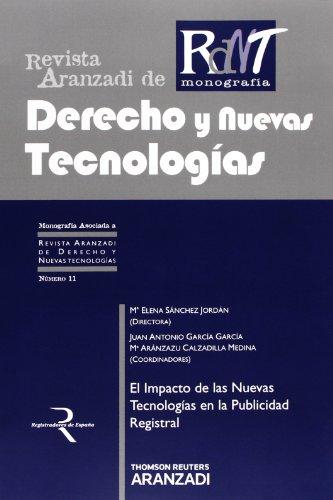 9788490144084: IMPACTO DE LAS NUEVAS TECNOLOGIAS EN LA PUBLICIDAD REGISTRAL, EL