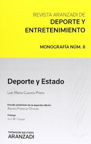 9788490144572: DEPORTE Y ESTADO