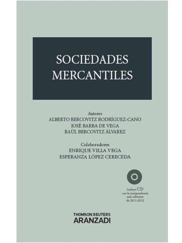 9788490145746: Title: SOCIEDADES MERCANTILES 1º ED