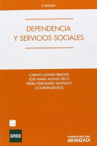 9788490148198: Dependencia y servicios sociales (Papel + e-book) (Manuales)