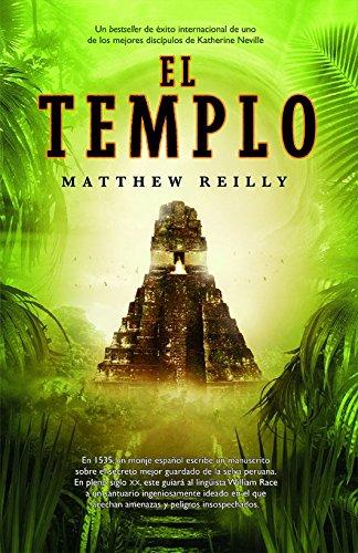 9788490180587: El templo (Exprés)