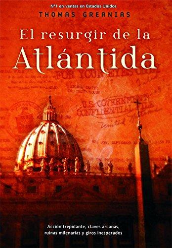 9788490180624: El resurgir de la Atlántida (Exprés)