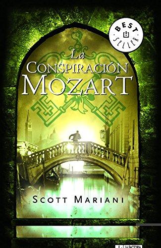 9788490181232: La conspiración Mozart