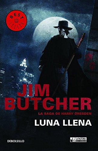 9788490181355: Luna Llena. La Saga De Harry Dresden (DeBolsillo)